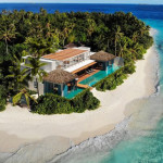 Raffles Maldives Meradhoo Resort's Raffles Royal Residence: Out Of This World, Show-Stopping Fabulosity